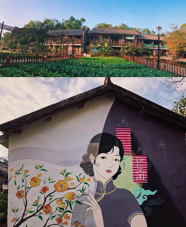深圳必打卡的古色古香客家小镇 👣