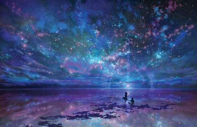 星星是怎么形成的?