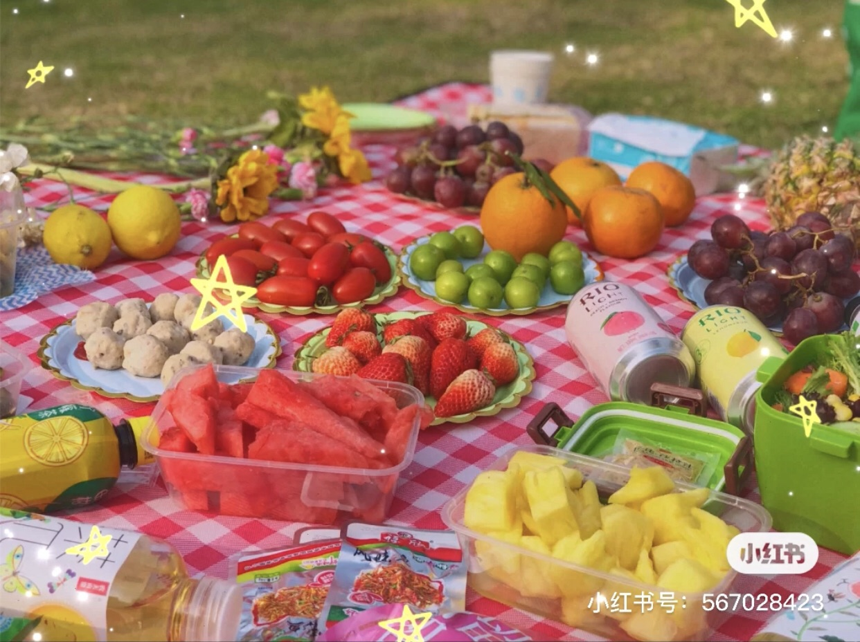 深圳12个野餐好去处!这个周末相约野餐吧