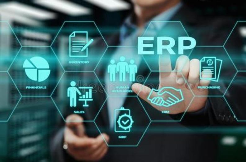 ERP系统分为几个模块?每个模块的作用是什么?
