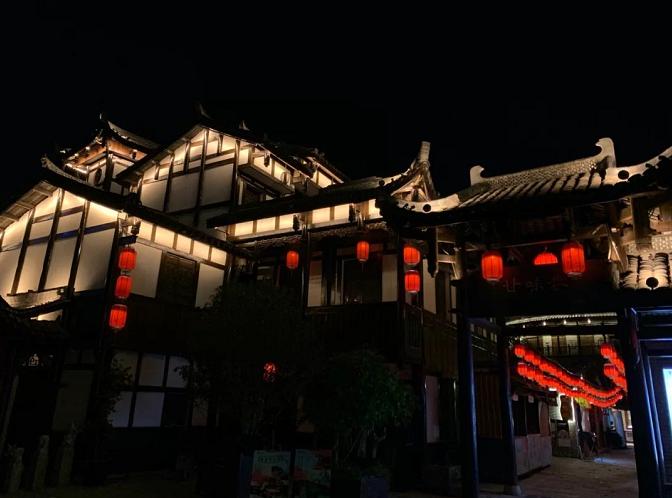 深圳游玩|甘坑客家小镇 木屋建筑⛩